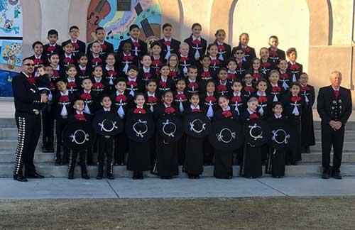 Mariachi Las Aguilitas de Davis