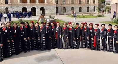 Tolleson Elementary School District Mariachi Band