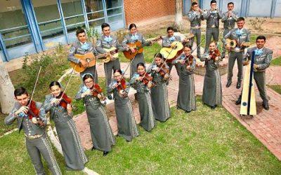Mariachi Aztlán de Pueblo High School